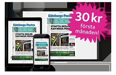 Prenumerera på Göteborgs-Posten